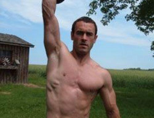 Крейг Бэллэнтайн (Craig Ballantyne) — воинствующий борец с лишним весом