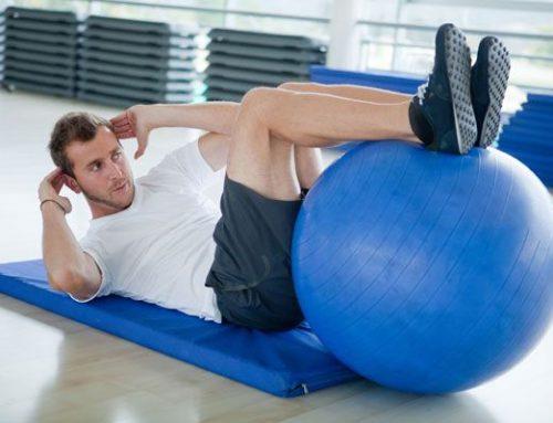 Фитбол — мяч для фитнеса. Он же Stability Ball, он же Swiss Ball
