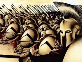 3000 спартанцев— 10 вариантов тренировки «300» для дома