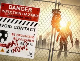 «Zombie Apocalypse Workout»— интервальная тренировка высокой интенсивности (HIIT)