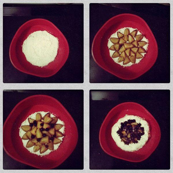 Приготовление десерта для спортивного питания