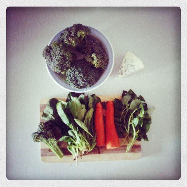 ингредиенты для супа из брокколи