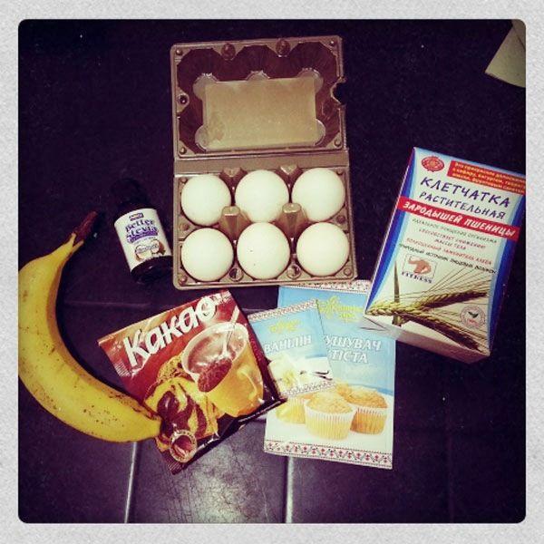 из чего делать кекс