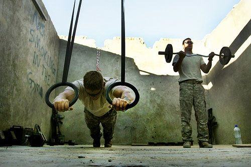 Функциональные тренировки
